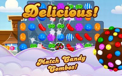 Candy Crush Saga  Mod Apk v1.112.1.1 Terbaru Unlock All levels