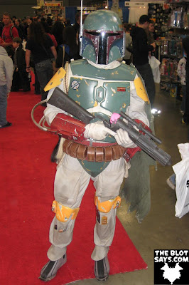 Wizard World Austin Comic-Con 2012 - Boba Fett