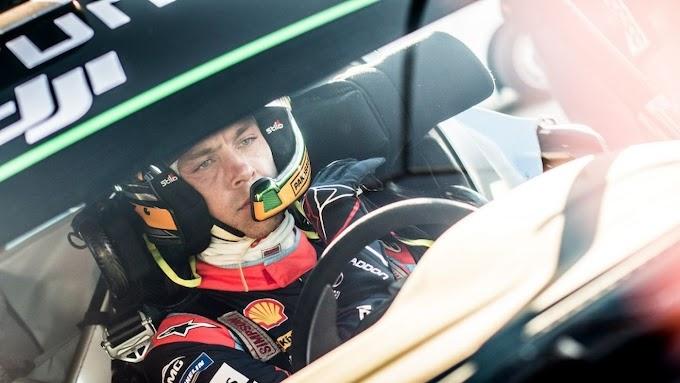 Hayden Paddon quiere volver al WRC