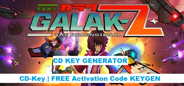 GALAK-Z free steam code