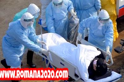 أخبار الجزائر تدخل المرحلة الثالثة من فيروس كورونا المستجد covid-19 corona virus كوفيد-19 ب17 وفاة و201 إصابة