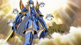 Saint Seiya: Soul of Gold 08