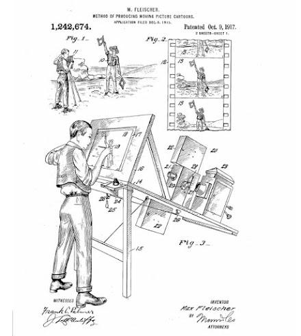 Wie Max Fleischers Experimentalfilm Serie 'Out of the Inkwell' die Animationsfilmwelt durch Retroskopie revolutionierte