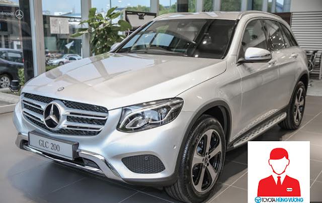 Xe giá rẻ: Mercedes GLC 200 2018 rục rịch ra mắt Việt Nam ảnh 1