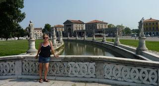 Prato della Valle, Padova.