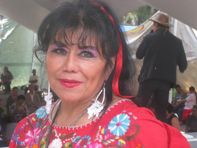 Muere Lina del Campo, La Mucuy, cantante y promotora cultural
