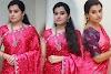 Tv Serial Actress Shruthi Raj Saree Pics Gallery