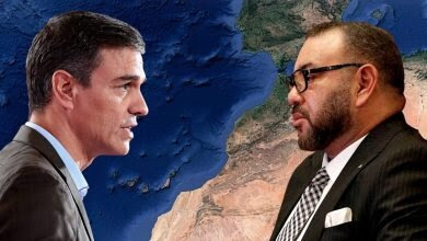 المجتمع المدني الافريقي يحتج على اسبانيا بسبب عدائها للمغرب