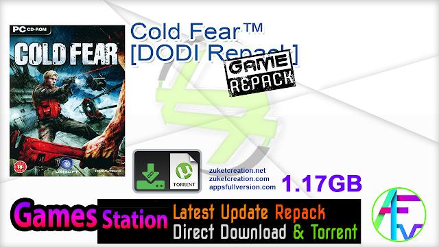 Cold Fear™ – [DODI Repack]