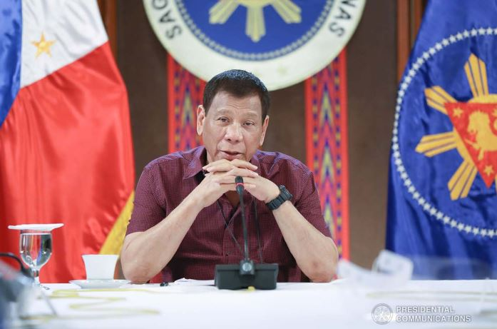 Duterte updates MECQ, ECQ or GCQ