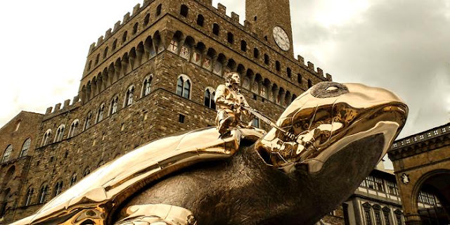 Arte-Jan-Fabre-Firenze-Theimer -Arezzo-mostra