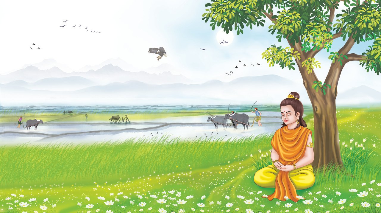 ಗೌತಮ ಬುದ್ಧನ ಜೀವನ ಕಥೆ : Life Story of Gautam Buddha in Kannada