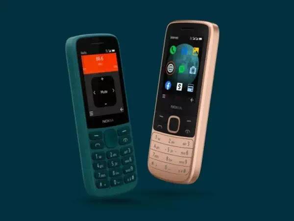 Nokia 215 dan Nokia 225