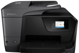 HP Officejet Pro 8710 Drivers Download