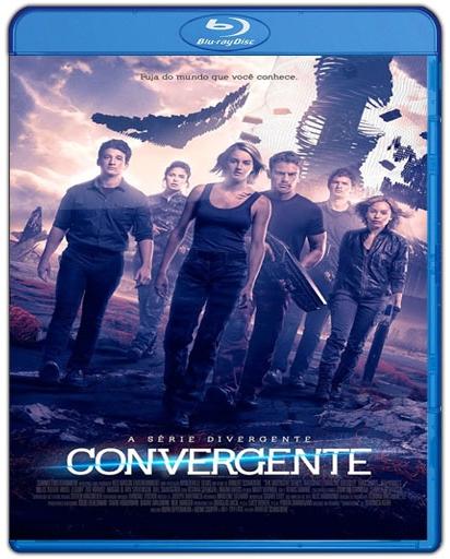 Baixar A Série Divergente Convergente 720p Dual Áudio Bluray Torrent