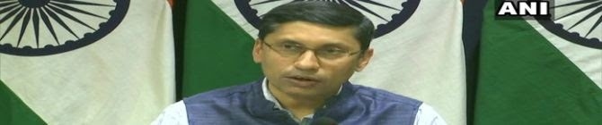India's Abstention At UNHRC On Gaza Violence Resolution Not New, Says MEA Spokesperson
