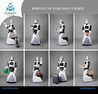 Robotics For Your Daily Chores