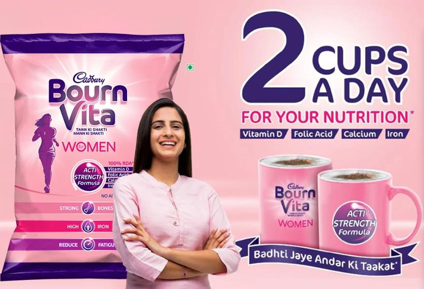[Loot] Get Free Sample of Cadbury Bournvita Health Drink