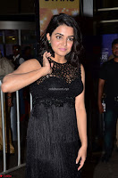 Wamiqa Gabbi in a sleeveless Black Designer Transparent Gown at 64th Jio Filmfare Awards South ~  Exclusive 036.JPG