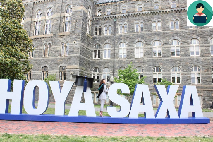 Georgetown University (HOYA SAXA)