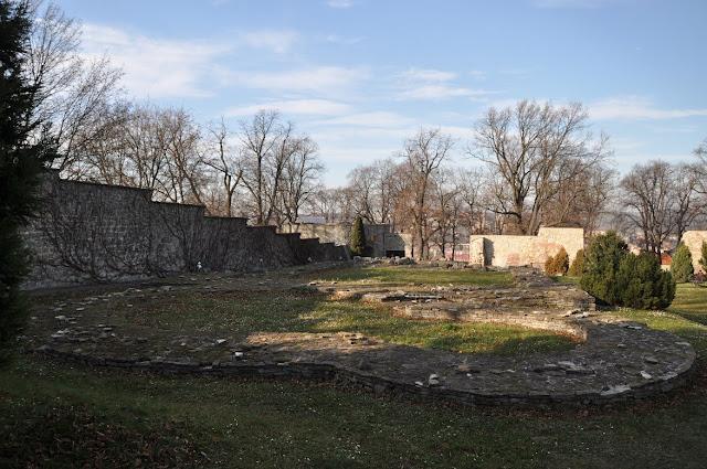 Palatium z rotundą w  Przemyślu - założenie Bolesława Chrobrego