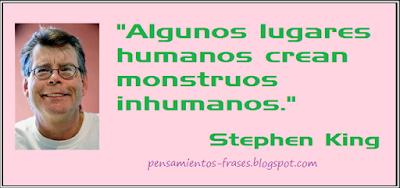 frases de Stephen King