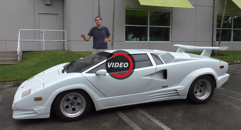 the lamborghini countach is still hilariously absurd to drive. Black Bedroom Furniture Sets. Home Design Ideas