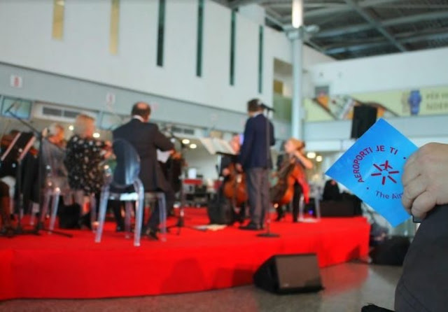 Albanian Excellence concert at Tirana International Airport