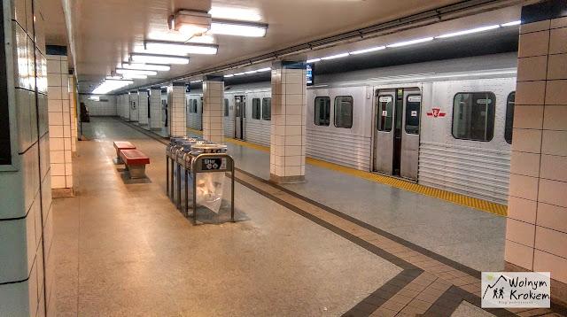 Tornto Metro St. George