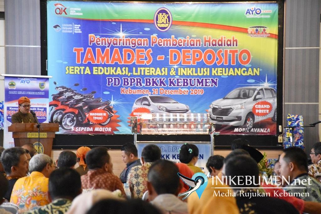 PD BPR BKK Kebumen Peringkat 30 BPR Terbaik di Indonesia