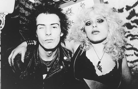 Top  Gary Oldman and Chloe Webb as Sid Vicious and Nancy Spungen. Bottom   the genuine articles. Just to confuse things e51838771c
