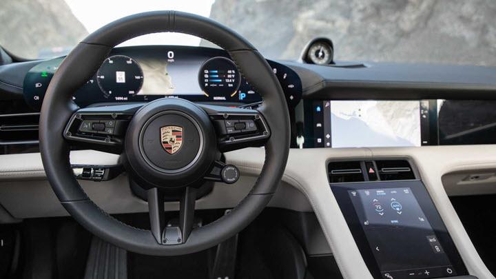 Porsche không coi Tesla là đối thủ vì những lý do này