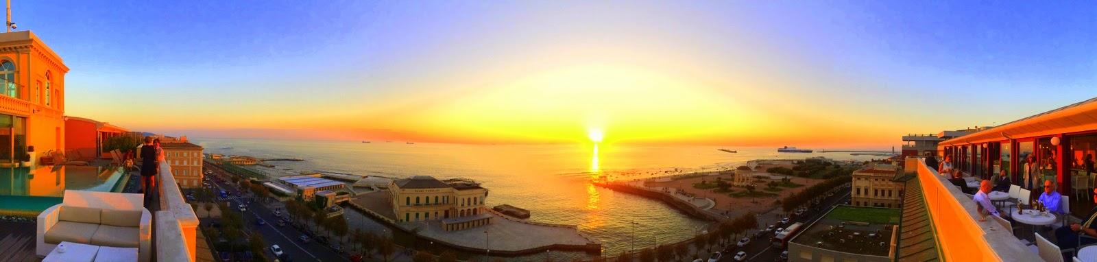Hotel A Livorno Sul Mare