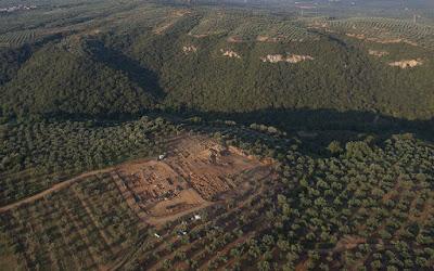 Παρουσιάζονται οι εργασίες ανασκαφής και τα έργα αναστήλωσης στο μυκηναϊκό κέντρο της Ίκλαινας