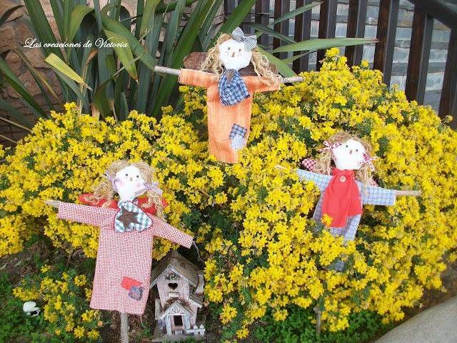 Las creaciones de Victoria.Country .Angeles