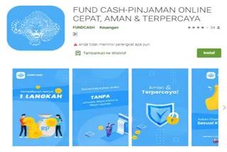 fund cash aplikasi pinjaman uang online