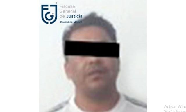 Por violación, frenan a conductor de taxi por App en Cuajimalpa