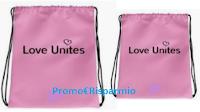 Logo Con Coca-Cola in regalo la Bag Pride #LoveUnites come premio certo !