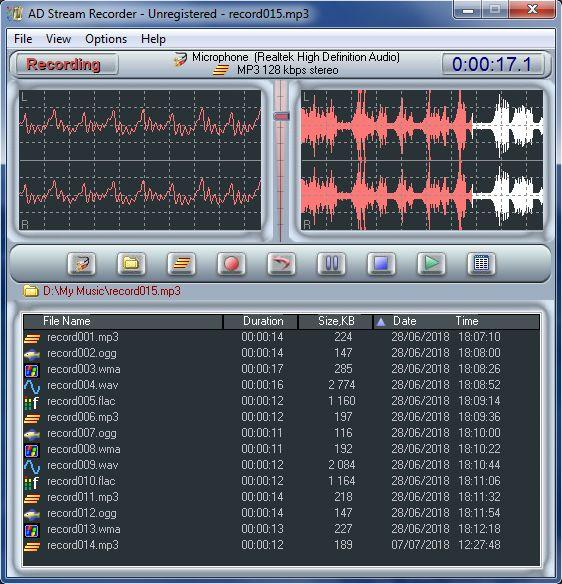 AD Stream Recorder 4.7