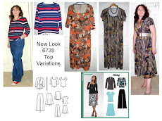 New Look 6735 Tops