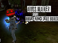Abyss Walker Cap 93 Awakening Skill Build [ Dragon Nest ]