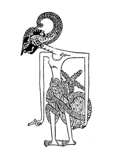 Gambar wayang pandawa 5 dan namanya mengenal tokoh Raden Arjuna ~ MAYASA™