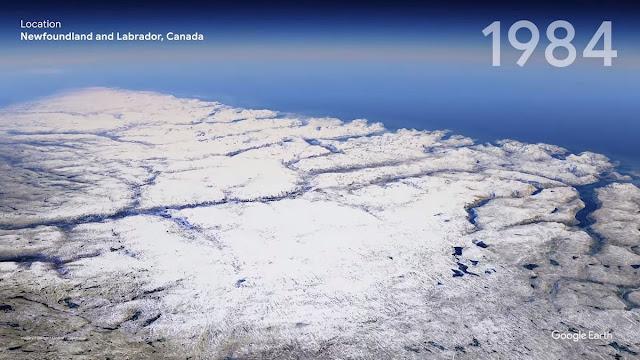 Canada, province of Newfoundland and Labrador - 1984