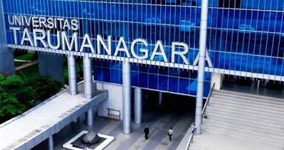 Universitas Tarumanagara  - Daftar Fakultas dan Program Studi