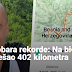 Slađan Slađo Kruševljanin na biciklu za jedan dan prešao 402 kilometra
