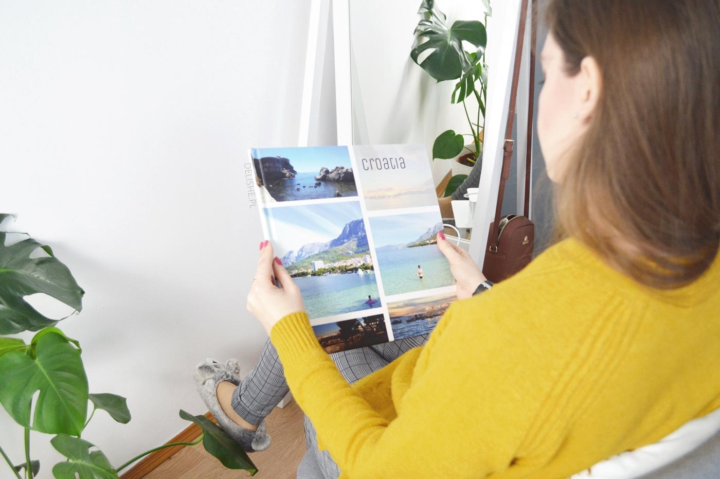 fotoksiążka wakacje printu blog