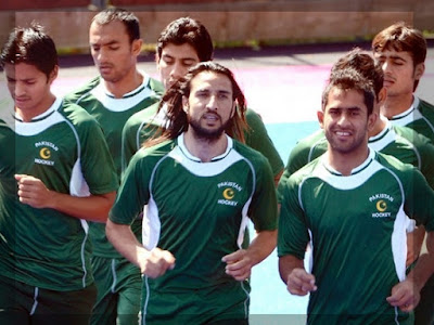 Hockey-Pakistan-clash-with-Spain-in-first-test-today