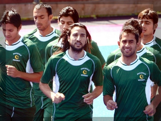 Hockey  -  Pakistan clash with Spain in first test today