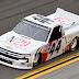 Natalie Decker, lista para la carrera de NASCAR Trucks en Charlotte