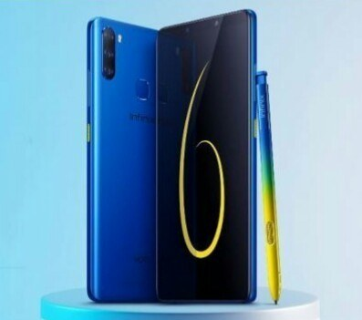 Infinix Note 6 Specifications, Price and Features